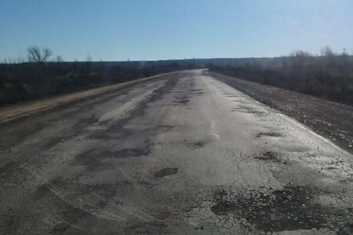 ruta 151 puelen2 - Luego de años de reclamos, comienzan a reparar la ruta 151