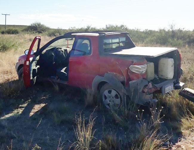 siniestro fatal 2 - Una mujer murió en un choque en la Ruta 20