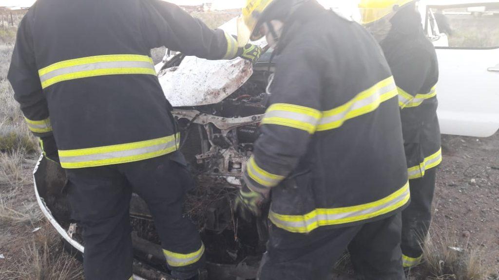 IMG 20200713 WA0017 1024x576 - Ruta 151-Dos accidentes de tránsito en el comienzo de semana
