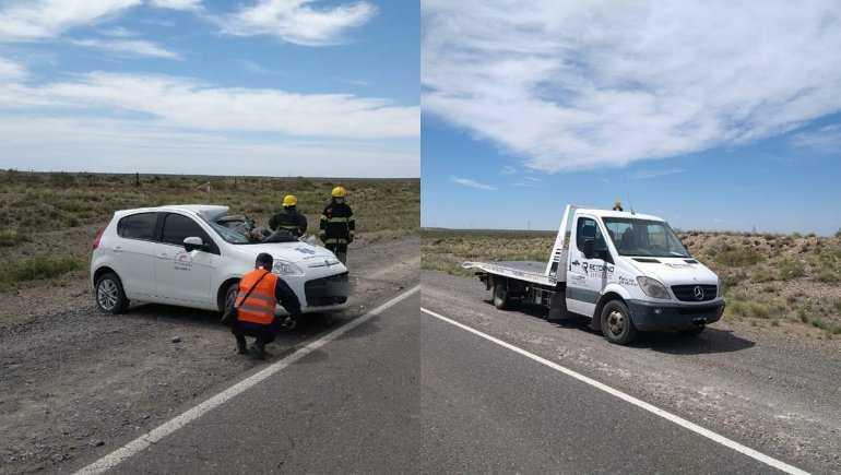 accidente ruta 151
